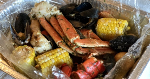 Angie's Buckets: Seafood by the Bucket thumbnail