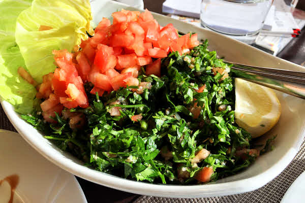 Tabbouleh thumbnail (click to enlarge)