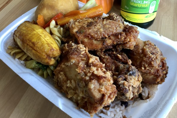 Fried Chicken Meal thumbnail (click to enlarge)