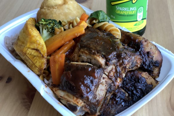 Jerk Chicken Meal thumbnail (click to enlarge)