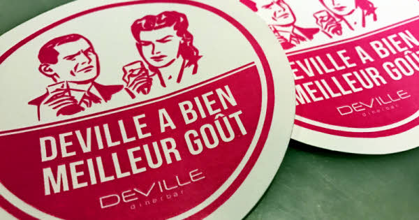 Deville Dinerbar: A Finer Shade of Diner thumbnail