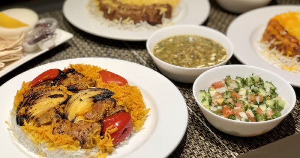 Khorasan Kabab: In the Land of Saffron thumbnail