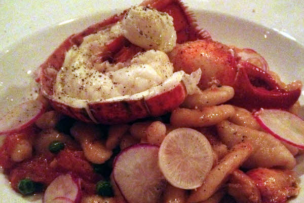 Quebec Lobster Cavatelli thumbnail (click to enlarge)
