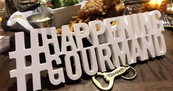 Taverne Gaspar: Happening Gourmand Goes for a Dozen thumbnail